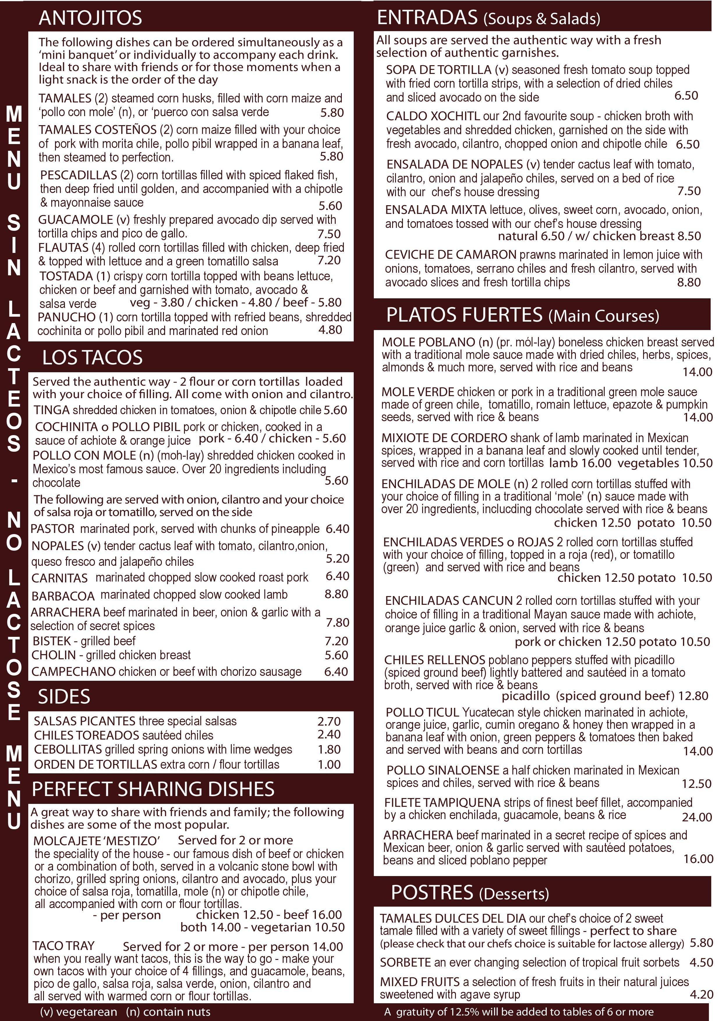 Lactose intolerant menu MESTIZO-page-001 (1)
